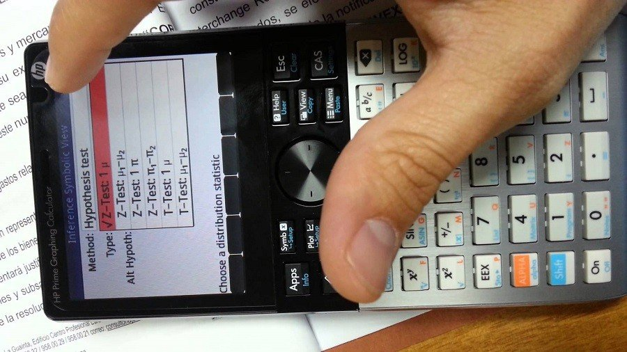 HP Prime Graphing Calculator Review