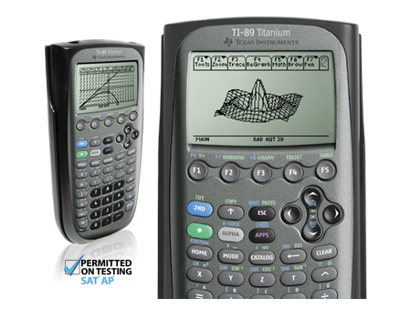 TI-89 Graphing Calculator
