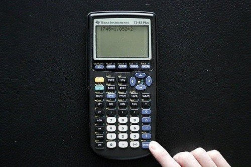 Using Graphing Calculator